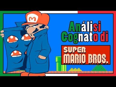Analisi Cognato di Super Mario Bros. (NES)