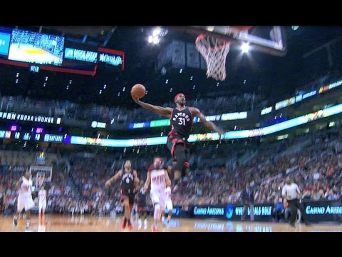 Terrence Ross Steals It and Throws It Down | 12.29.16