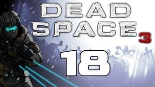 Dead Space 3 Gameplay / Hard Difficulty Walkthrough w/ SSoHPKC Part 18 - One Different Demo