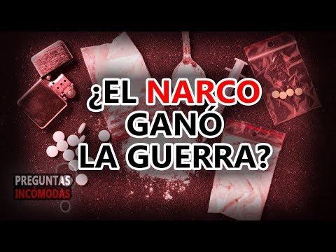La guerra contra el narcotráfico: ¿un fracaso?