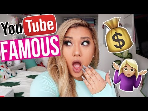 HOW TO BE YOUTUBE FAMOUS!! Vlogmas Day 20!