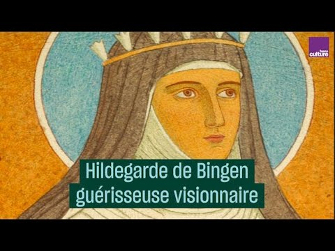 Vidéo de Hildegarde de Bingen