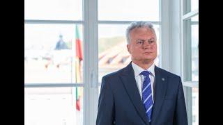 Prezidento Gitano Nasėdos sveikinimo žodis Juozo Lukšos-Daumanto 100-osioms gimimo metinėms...