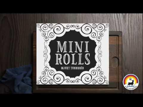 Polarbröd Mini Rolls