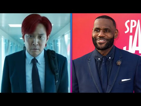 Squid Game Creator REACTS to LeBron James Hating the Ending