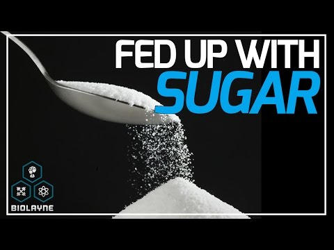 Fed Up with Sugar?