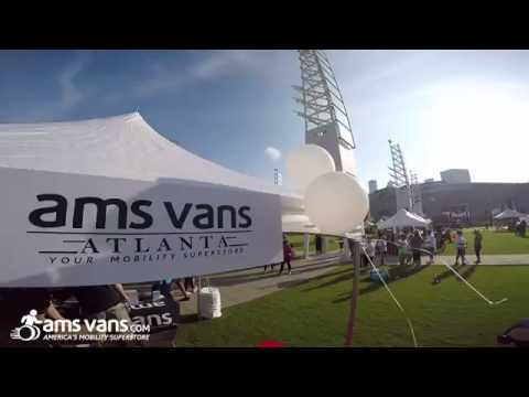 Walk to Defeat ALS 2016   AMS Vans
