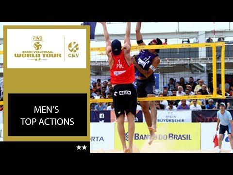 #BeachWorldTour   2* Aydin, Men Top Actions