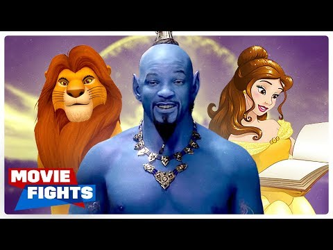 Greatest Animated Disney Musical of All-Time? | MOVIE FIGHTS