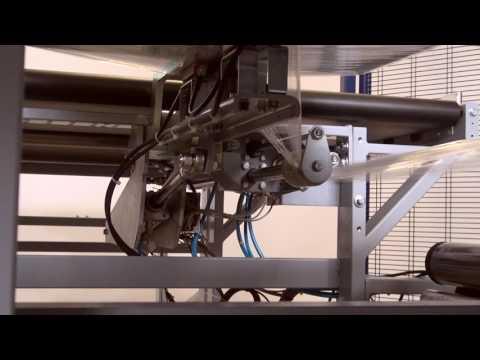 Robopac horizontal machines range