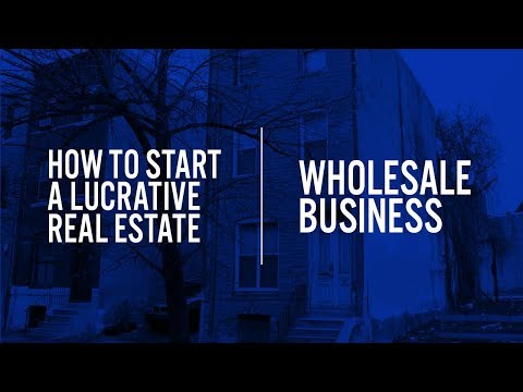 connectYoutube - How to Fund a Lucrative Real Estate Wholesaling Business