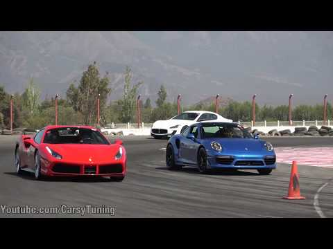 Cars and Coffee Chile Festival of Speed 2020 Parte 1: Carreras Rolling
