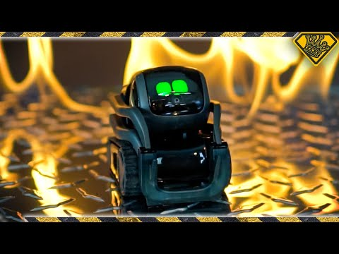 Our Voice Activated A.I. Robot