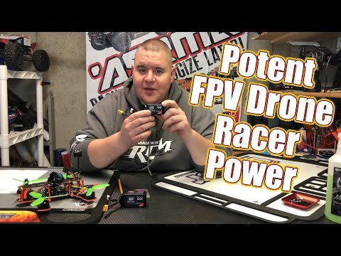 Potent Power For Your FPV Drone Racer - Venom Power 5S LiPo Battery Pack Overview | RC Driver
