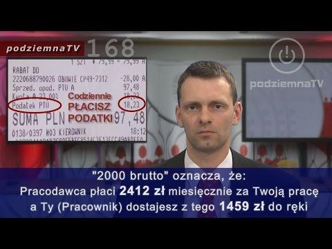Robią nas w konia: Zgroza! 21% Polaków uważa że NIE PŁACI żadnych podatków #168