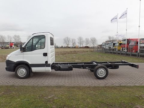 iv3878 - Iveco Daily 35S15 4x2 chassis cabin - NEW