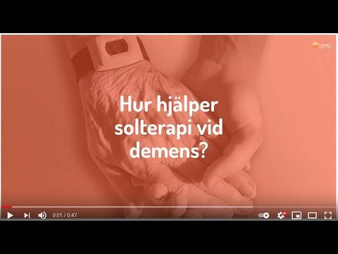 Solterapi vid demens