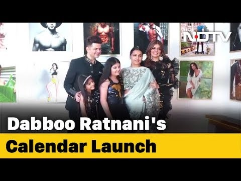 Dabboo Ratnani's 2020 Star-Studded Calendar Launch