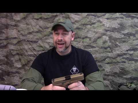 The Glock 19X....my Holy Grail handgun..