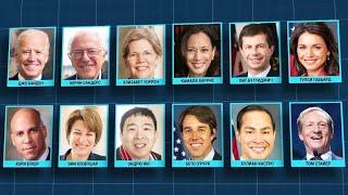 Дебаты демократов: дело