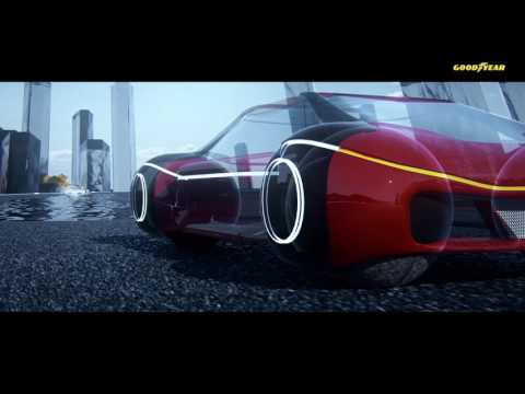 Miten FC Bayern München fanit matkustaisivat Allianz Arenalle tulevaisuudessa? Goodyear Eagle-360 on tulevaisuuden kuskittomille autoille kehitetty visionäärinen rengaskonsepti. 117 vuoden ajan renkaita valmistanut Goodyear esitteli vuoden 2016 Geneven kansainvälisessä autonäyttelyssä vision tulevaisuuden renkaasta, joka näyttää perin pohjin erilaiselta kuin tämän päivän renkaat – se on pallo. Seuraa Goodyearia Facebookissa: http://www.facebook.com/goodyear.suomi/
