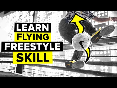 You will learn this awesome freestyle skill SURPRISINGLY fast