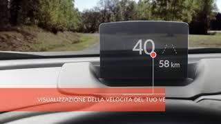 NUOVO COMPACT SUV C3 AIRCROSS: HEAD UP DISPLAY
