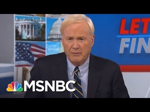 Matthews: President Donald Trump Only Cares About Himself | Hardball | MSNBC