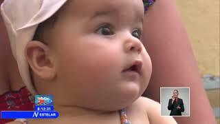 Cuba: Inicia en Las Tunas vacunación oral antipolio en niños