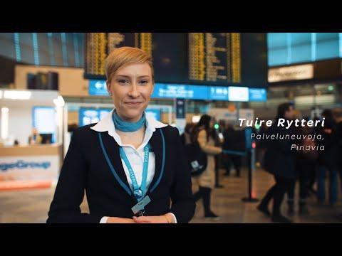 Finavia on lentoasemayhtiö, joka johtaa ja kehittää 21:tä lentoasemaa eri puolilla Suomea. Lentoasemien ainutlaatuisessa, kansainvälisessä ja jatkuvasti kehittyvässä toimintaympäristössä tarvitaan nyt ja tulevaisuudessa paljon erilaista osaamista. Katso Tuiren tarina.