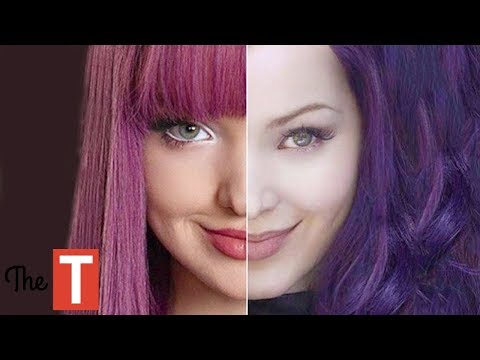 connectYoutube - 10 Inconsistencies Between Descendants 2 And The First Movie You Never Noticed