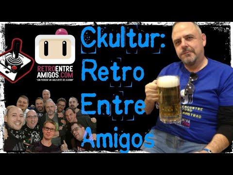 Ckultur: Retro Entre Amigos