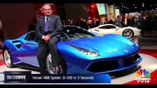 Frankfurt Motor Show 2015: Ferrari 488 Spider and Lamborghini Huracan Spyder unveiled