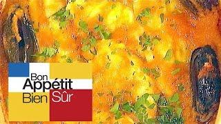 Recettes de cuisine : Bon Appétit Bien Sûr Cruet de poissons variés en vidéo