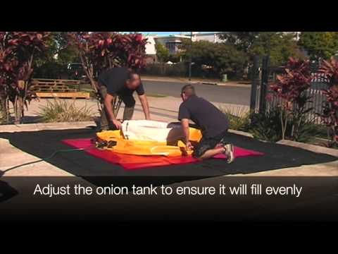 FSA Onion Tank Demonstration