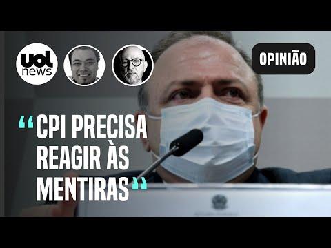 CPI corre risco de desmoralização se nada for feito sobre as mentiras de Pazuello | Josias de Souza