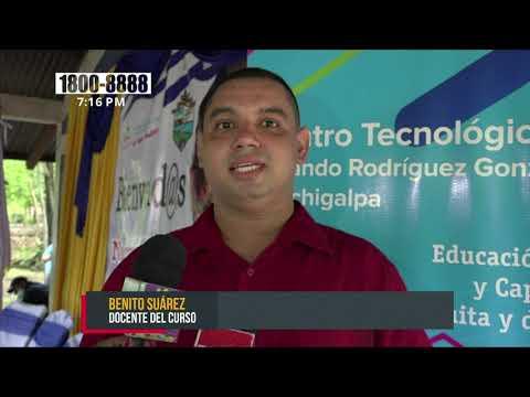 Protagonistas en Posoltega se especializan en tratamientos estéticos - Nicaragua