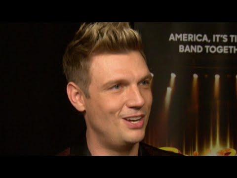 connectYoutube - Nick Carter On Why 'Boy Band' Season 1 Got Him So Emotional: 'There's Definitely a Connection'