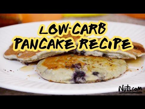 Low-Carb Pancake Recipe | Nuts.com