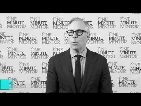 Hearst One Minute Mentor: Tommy Hilfiger on Balance