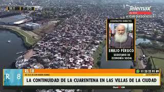 #Barrios | Emilio Pérsico - Secretario de Economía Social  #RL18