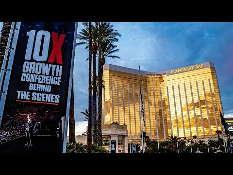 Exclusive Never Before Seen Footage from 10X Growth Conference Las Vegas photo