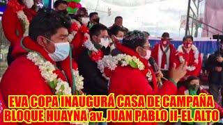 MENSAJE DE EVA COPA NO POD3MOS HAC3RNOS EL CI3GO FRENTE A LOS PROBL3MAS DEL PUEBLO..