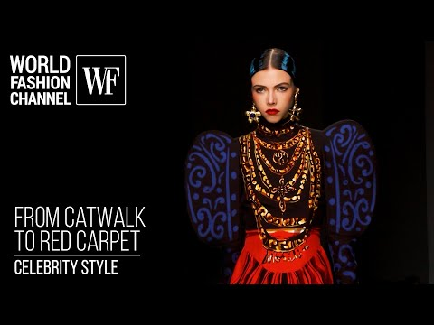From catwalk to red carpet | Celebrity style | Part 3