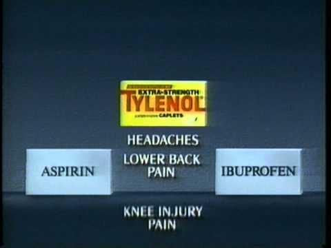 Tylenol Commercial (1989)