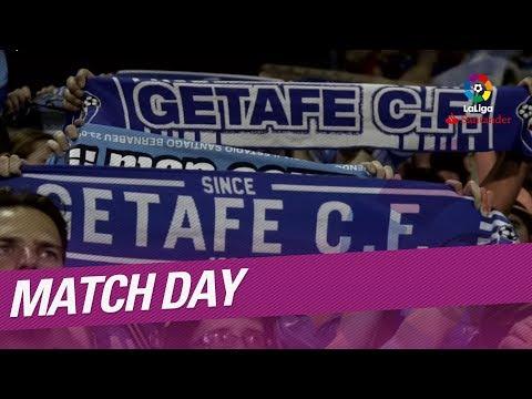 Match Day: Getafe CF