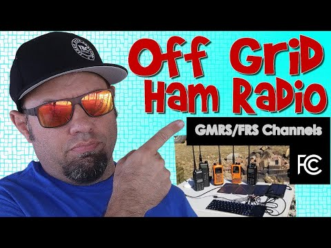 Why You Need a Ham Radio NOW! - FRS - GMRS - 2-Way Radio Livestream