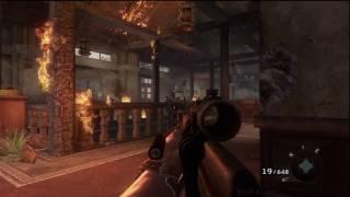 Call of Duty: Black Ops - Walkthrough: Level 1 - Part 2 (100% Intel)
