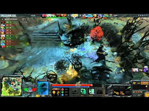 UGC Live Season 4!  Nine Inch Malez vs. Too Many Creeps w/ CptnCanuckDota - 1 / 2