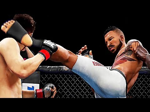connectYoutube - EA SPORTS UFC 3 GOAT Career Mode Trailer (2018) PS4 / Xbox One